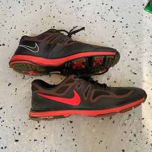 Nike Golf Shoes Hyperfuse sz 10